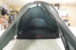 Mesh inner tent - should be cooler