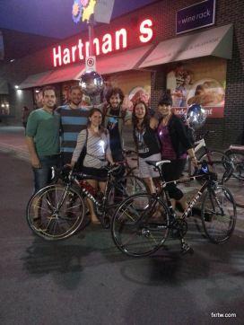 Bike rave in Ottawa