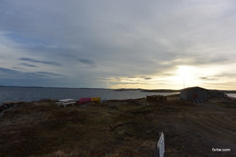 St-Lewis Bay