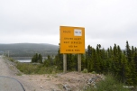 Have fun on Labrador highway