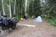 Campground for three nigths