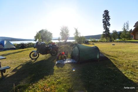 Drying tent mesh