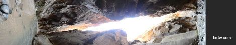 Overhead panorama : so cool!