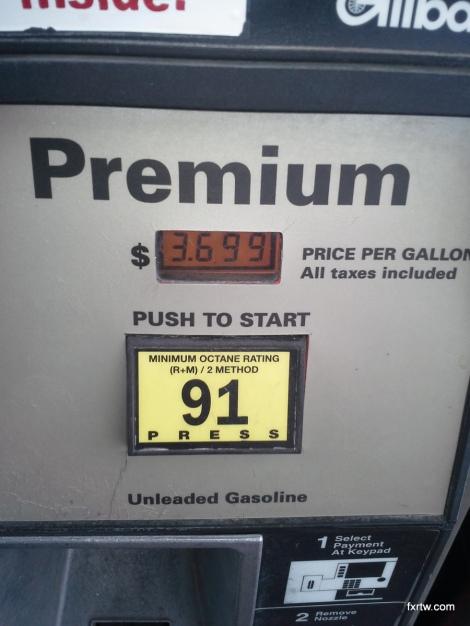 0,97$/liters for premium?