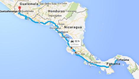 Route_Panama